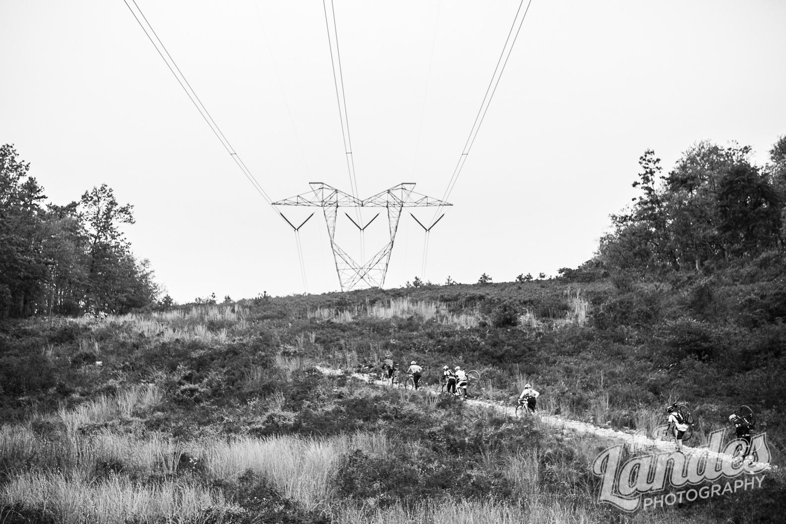 iron cross race photo