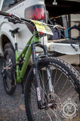 Riders opted to go for longer travel bikes for the Trans-Sylvania Epic's Enduro stage 3