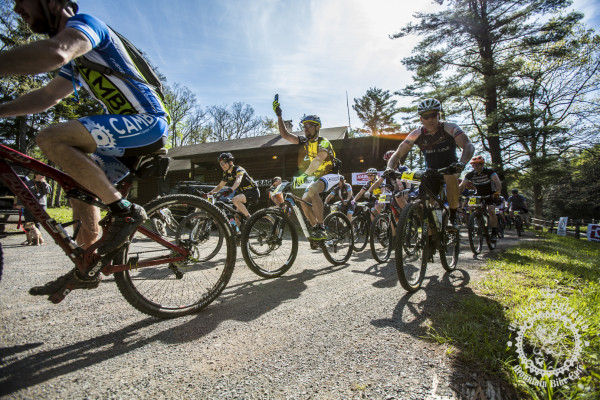 The neutral rollout beginning Stage 2 of the Trans-Sylvania Epic