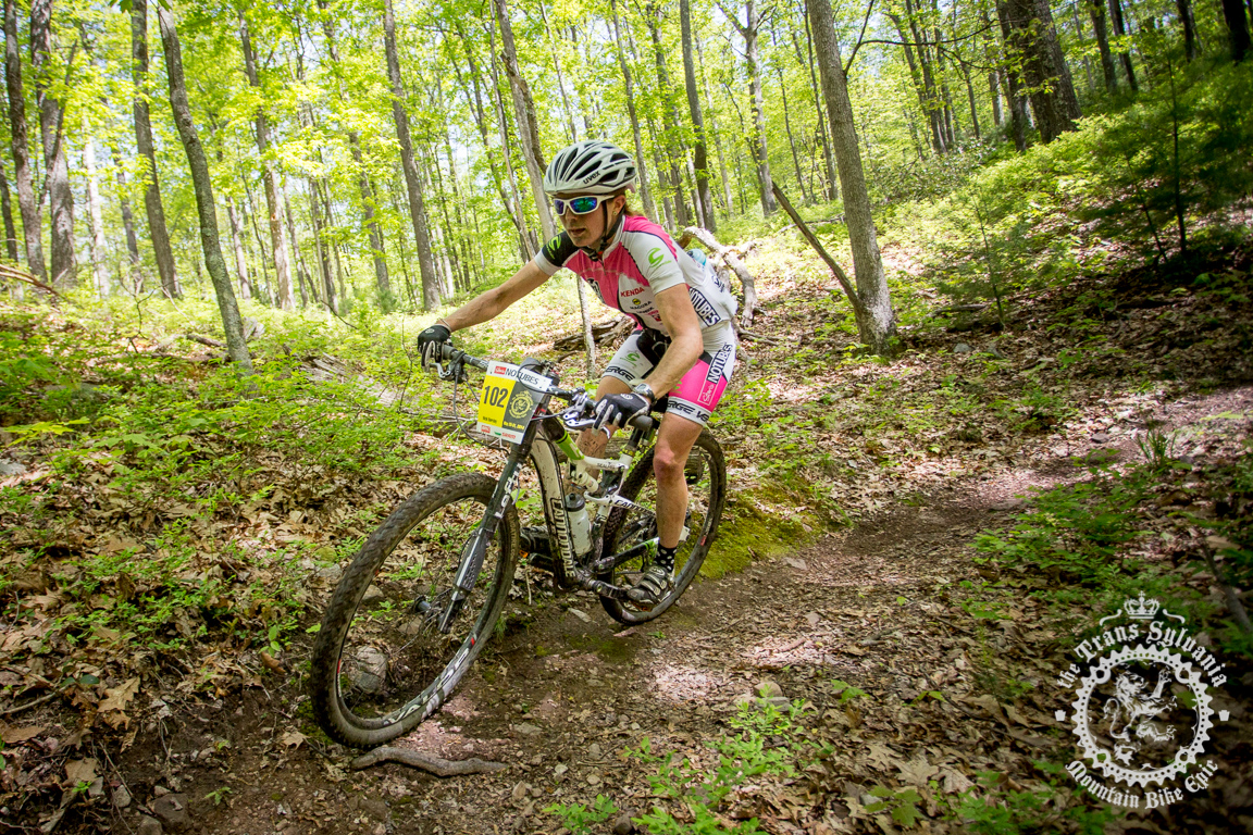 Bishop and Barclay claim rocky stage 2 of the NoTubes Trans-Sylvania Epic race