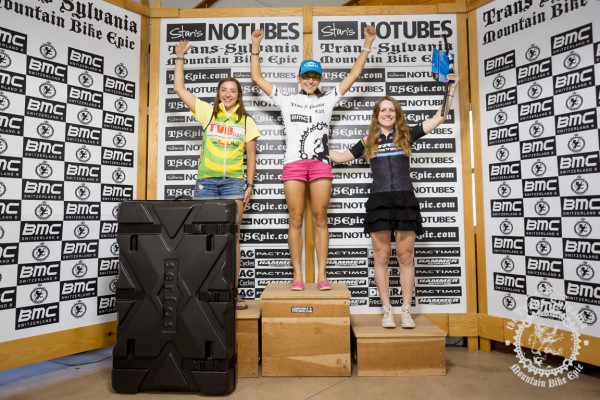 The BMC Under 25 women battled all week long, and at the end, Emily Shields (Project Dirt / BMC) went home with the win.  BikeFlights.com provided extra support for the young ladies by donating a bike travel case which will help them getting to and from future races.