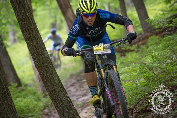 Simon Coster (Hudson/Ludwig & Larsen Racing)