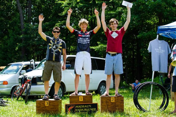 2nd win at the Michaux Endurance Series