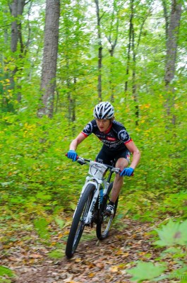 The trails at Michaux are so fun...