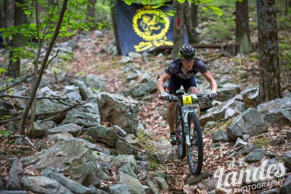 Stage 3 Enduro took us down the infamous Wildcat descent and the wicked rock garden at the bottom!