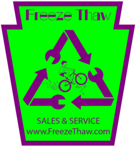 freeze thaw cycles logo