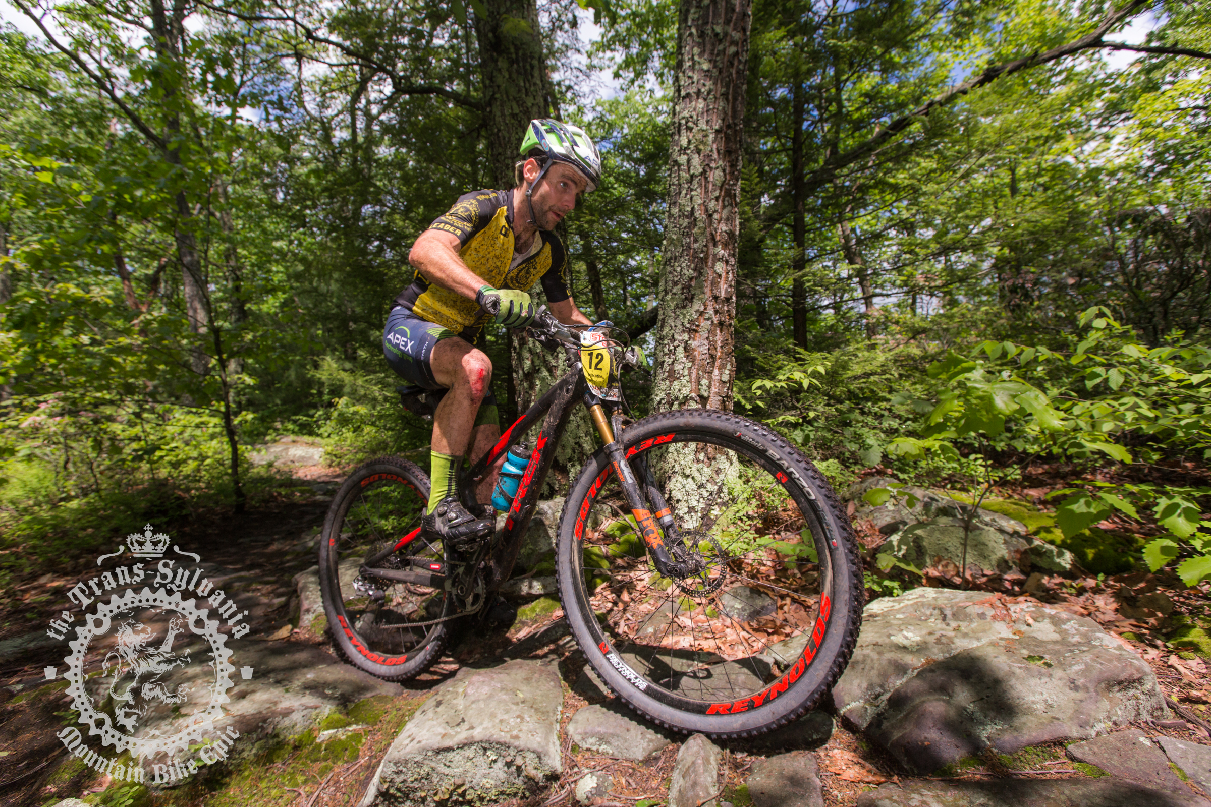 Lindine and Armstrong Win NoTubes Trans-Sylvania Epic